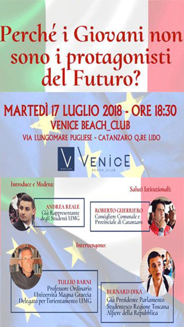 Catanzaro_Giovani e futuro