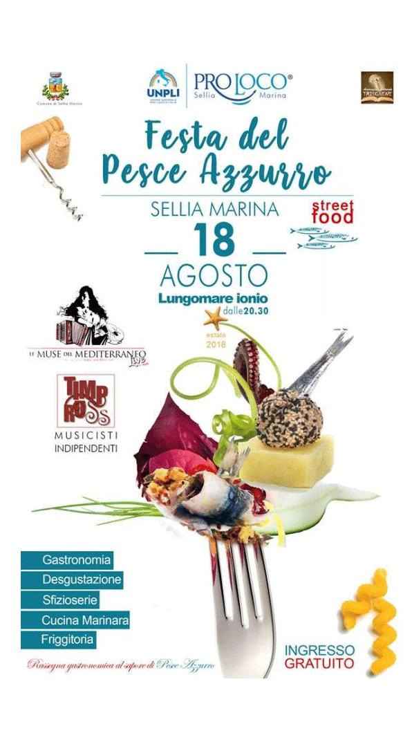 Sellia Marina Festa Del Pesce Azzurro Calabria Live