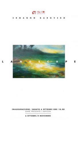 """COSENZA – La mostra """"Landscape""""  di Barovero"""