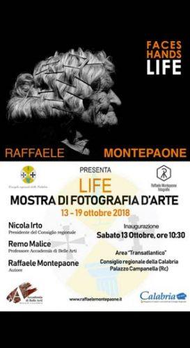 REGGIO – Life, le foto di Raffaele Montepaone