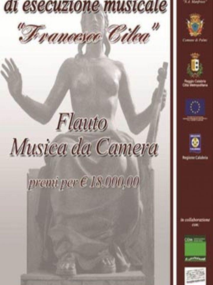 """PALMI – La 42 esima edizione del Concorso Musicale """"F. Cilea"""""""