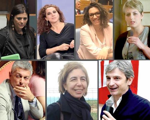 Sette calabresi nella commissione parlamentare antimafia for Parlamentari calabresi