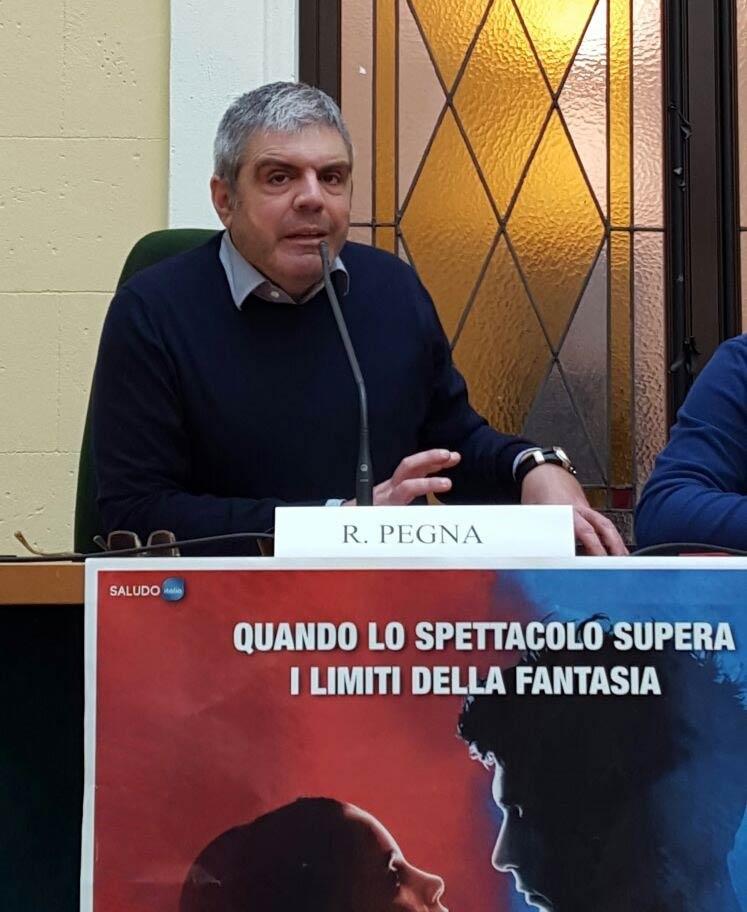 Il promoter Ruggero Pegna