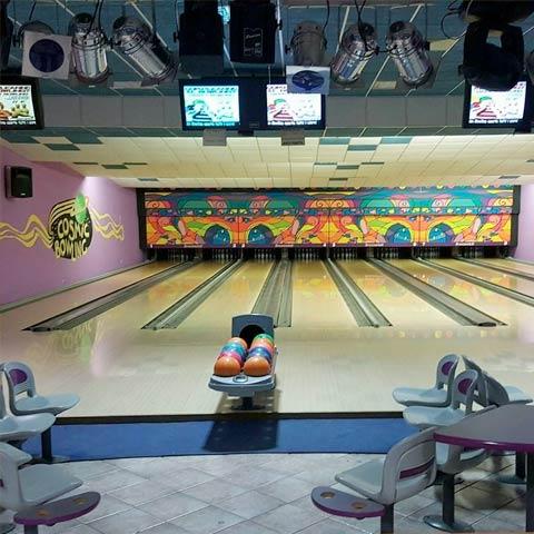 Eden Bowling