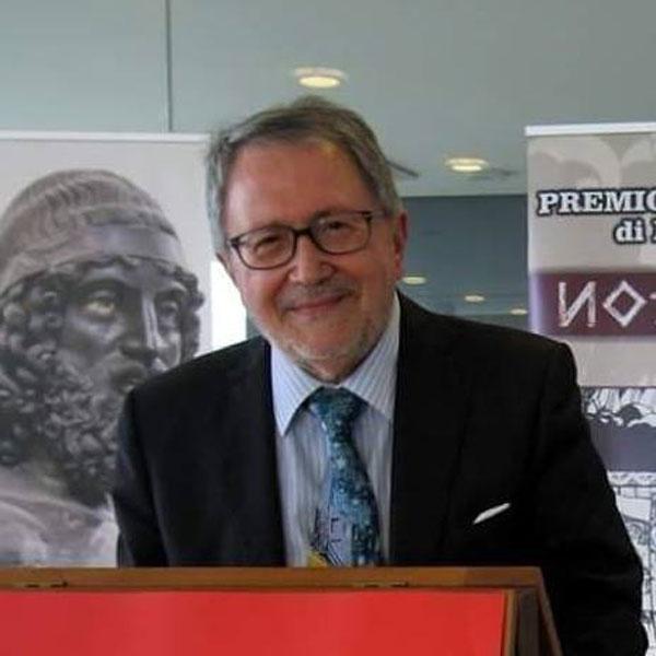 Pasquale Amato parla del Premio Nosside