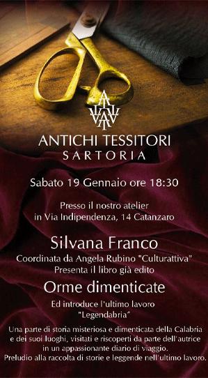 evento con Silvana Franco a Catanzaro