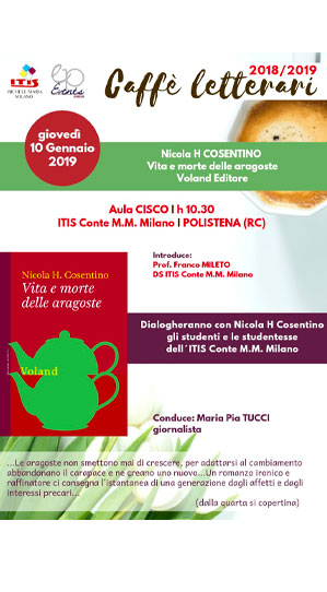 Caffè letterari Itis Polistena