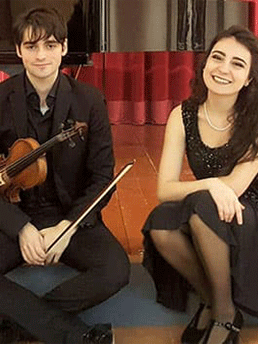 Concerto duo marvelli-Columbro Catanzaro