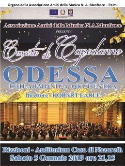 Concerto Philarmonica di Odessa Rizziconi