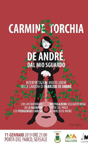 Sersale evento dedicatp a De Andrè