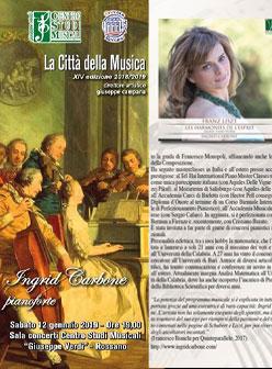 Ingrid Carbone Rossano