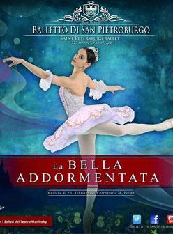 La Bella Addormentata del Balletto di Sanpietroburgo