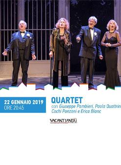 Quartet a Catanzaro