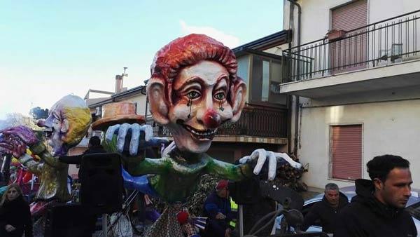 Magico Carnevale Rocca Imperiale