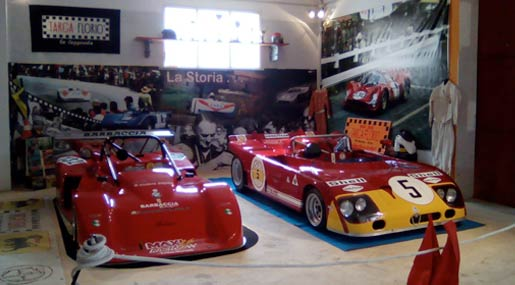 Auto d'epoca al MotorSHow 2 Mari