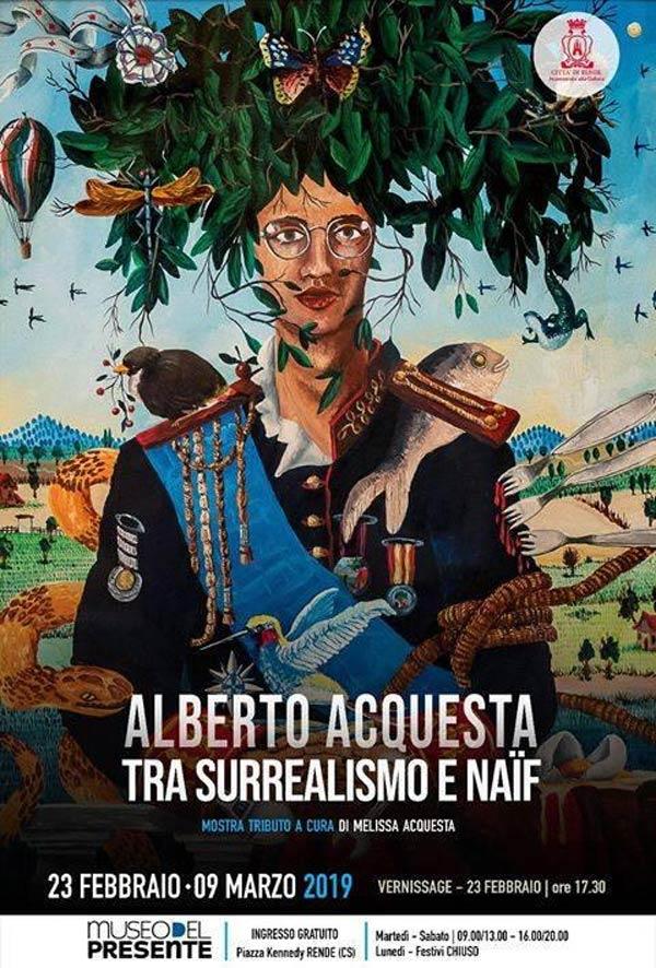Alberto Acquesta mostra