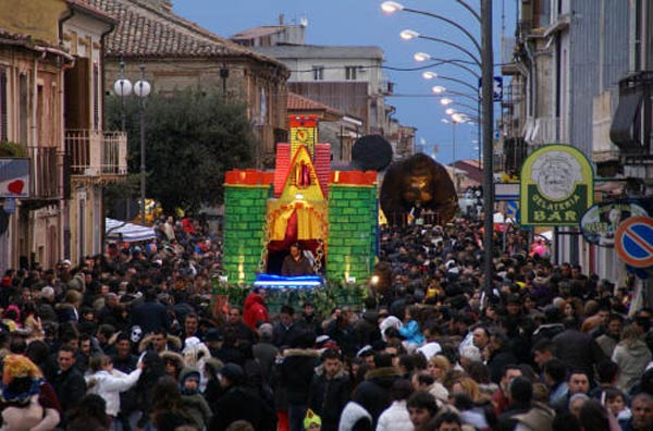 Carnevale Mileto