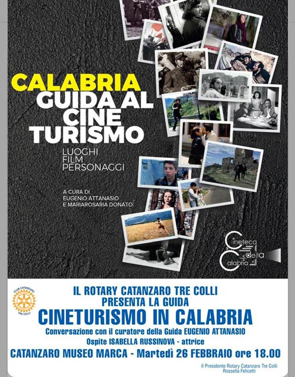 Cineturismo in Calabria