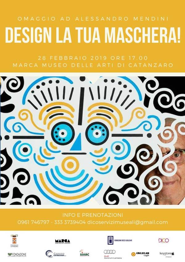 Design la tua maschera