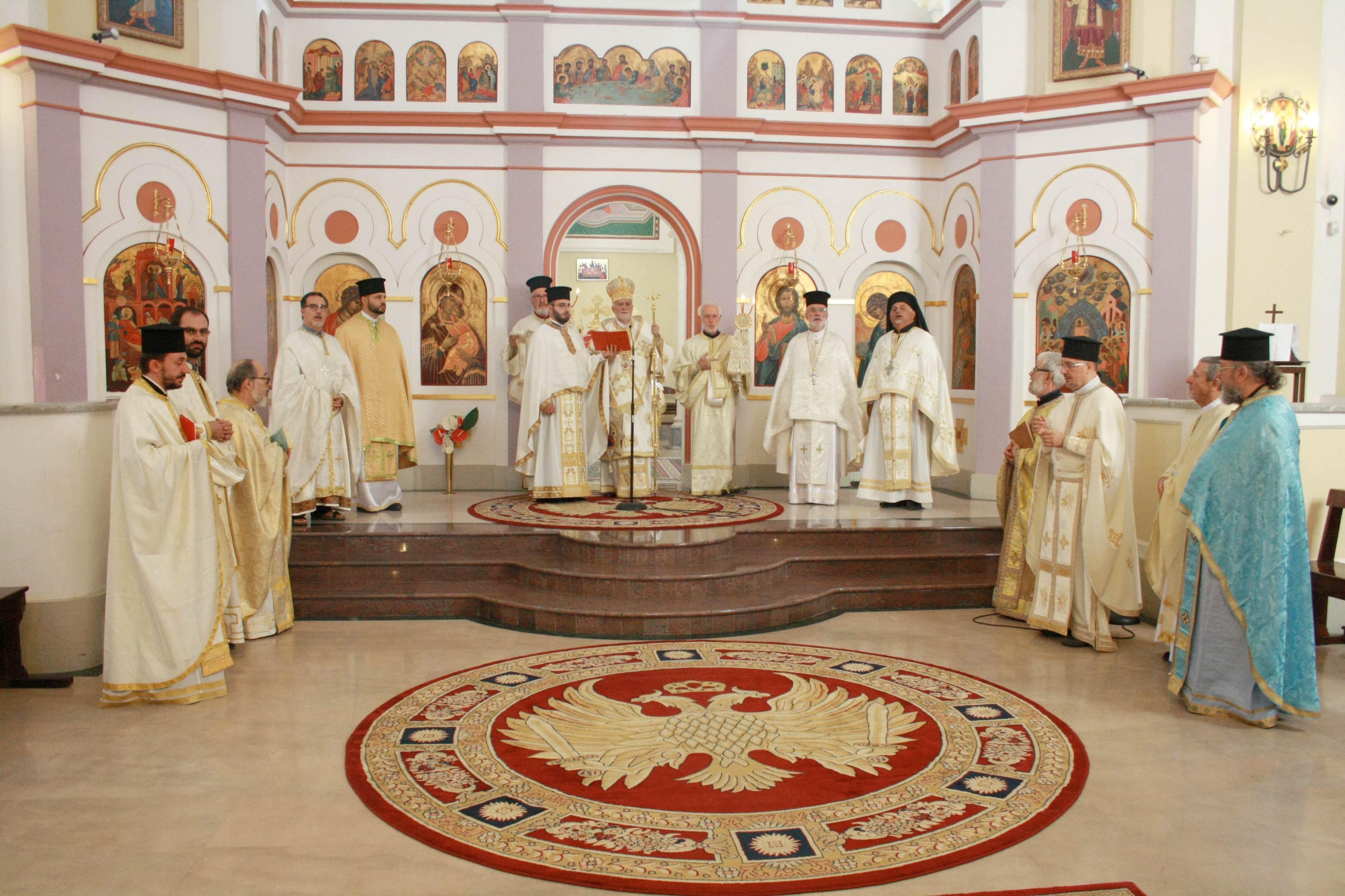 Centenario Eparchia di Lungro