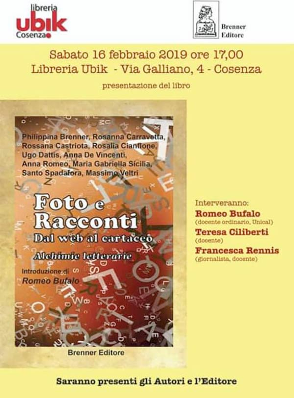 Libro Foto e racconti