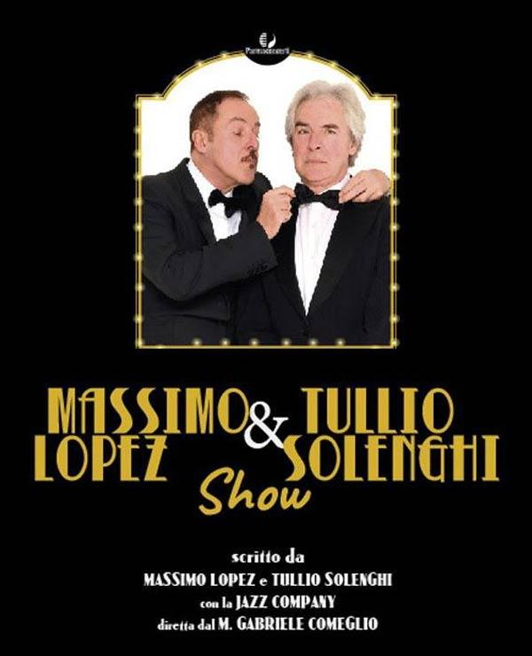 Duo Lopez-Solenghi al Metropol