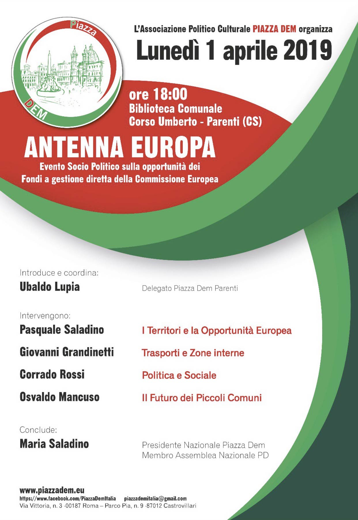 Antenna Europa