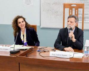Wanda Ferro e Valerio Donato