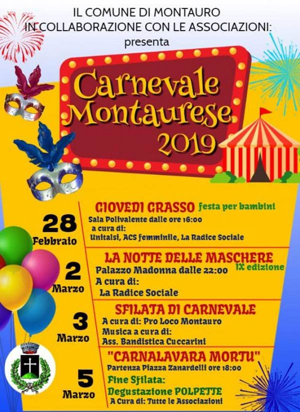 Carnevale Montaurese