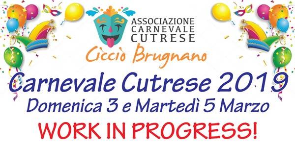 Carnevale Cutrese 2019