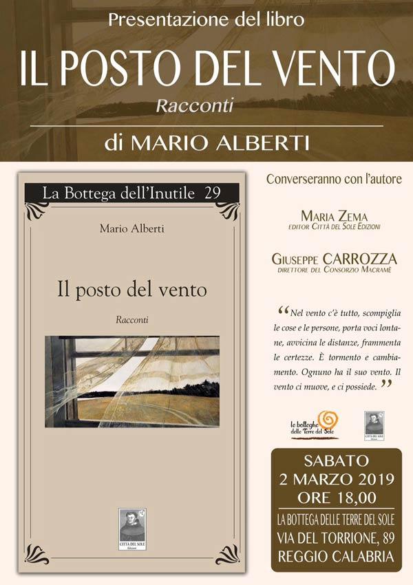 Il psoto del vento di Mario Alberti