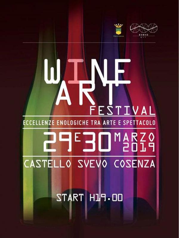 Wine Art Festival al Castello Svevo