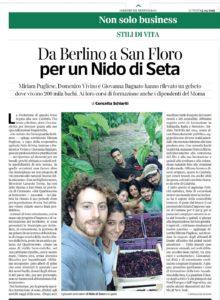 Corriere Mezzogiorno Economia