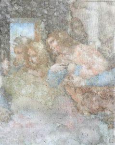 Giacomo Vercillo omaggio a Leonardo