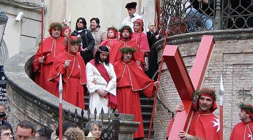 Processione della Naca a Catanzaro