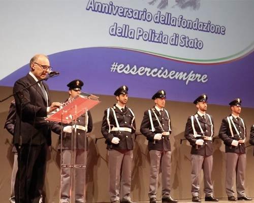 Festa della Polizia 2019 a Reggio Calabria