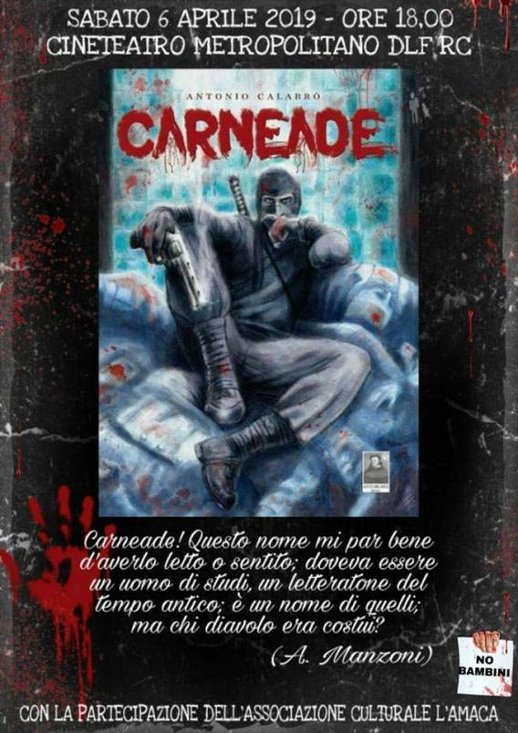 Carneade di Antonio Calabrò