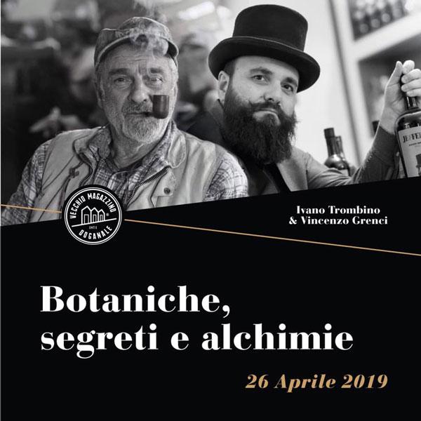 Botaniche, segreti alchimie