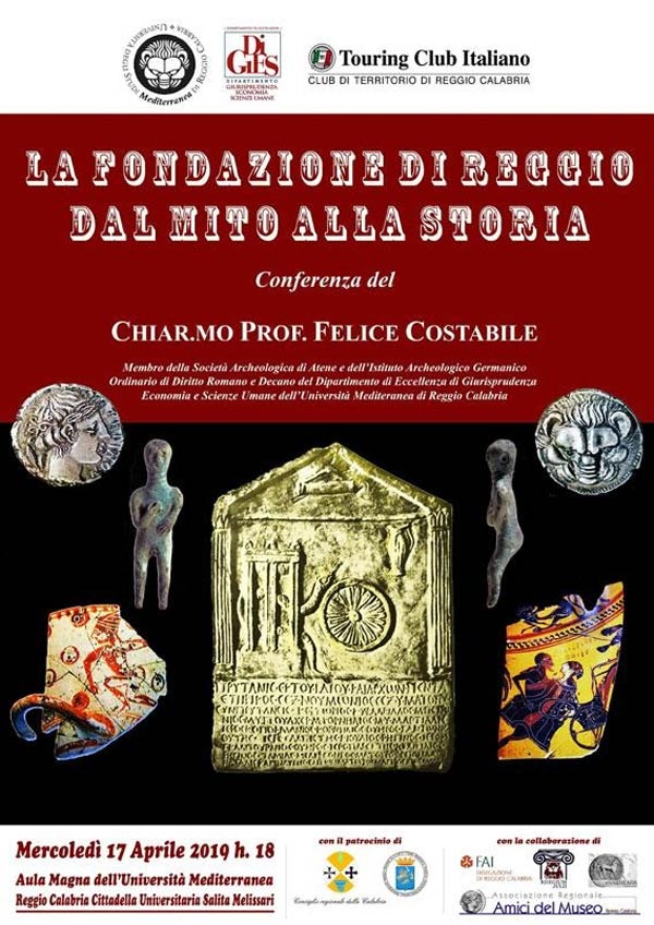 La Fondazione di Reggio: dal mito alla storia