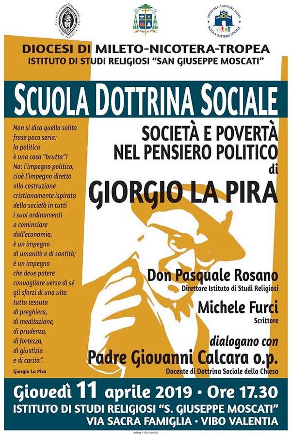 Incontro su Giorgio La Pira