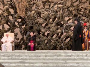 L'incontro di Papa Francesco con l'Eparchia di Lungro