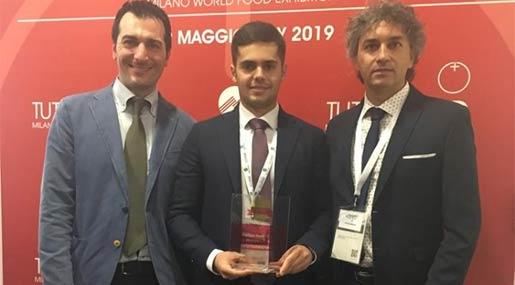Callipo premiato al Tuttofood di Milano