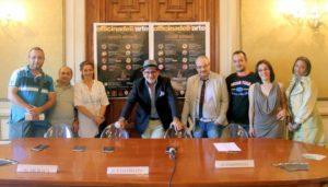 Peppe Piromalli e il gruppo di Officina dell'Arte