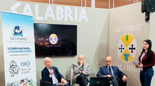 Regione Calabria SalTo 2019