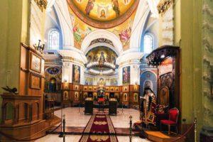 La Cattedrale di San Nicola a Lungro