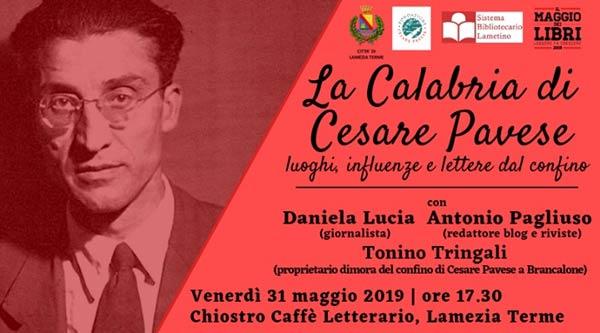 La Calabria di Cesare Pavese