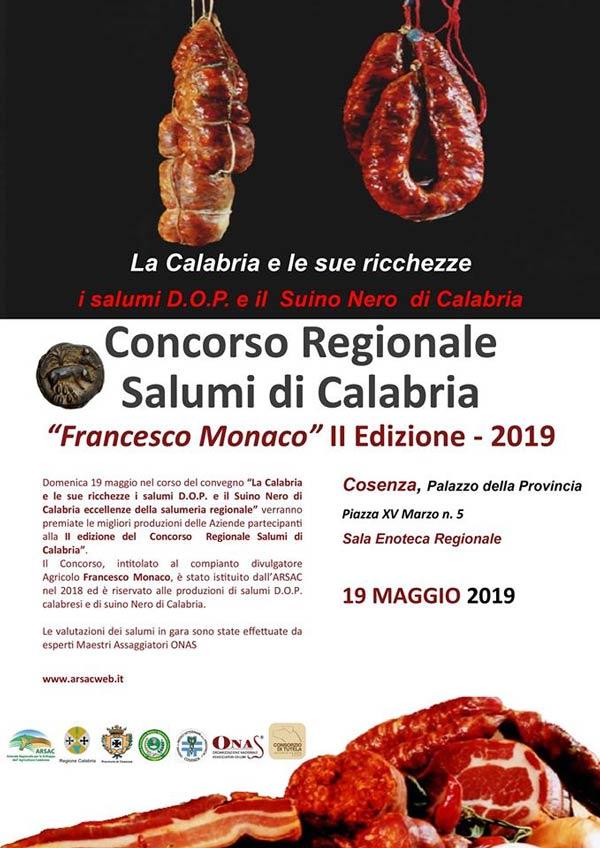 Concorso Regionale Salumi di Calabria