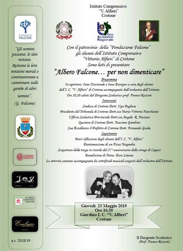 Albero Falcone