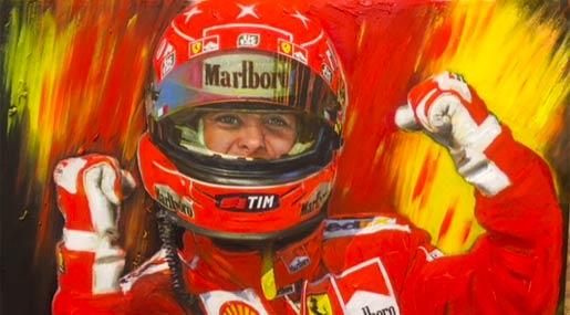 Mostra su Schumacher