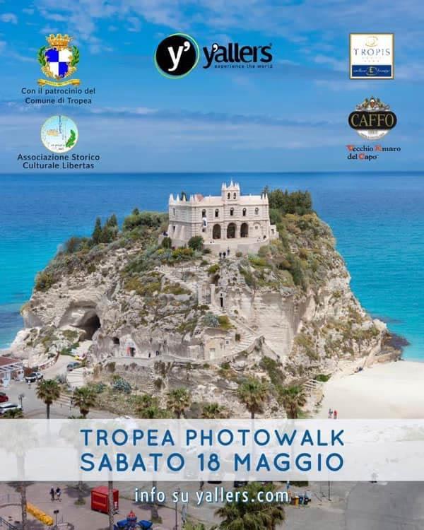 Tropea Photowalk